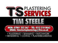 TS PLASTERING SERVICES