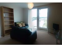 SHORT LET AVAILABLE - All Bills Included - Spacious modem one bedroom at Glasgow Harbour