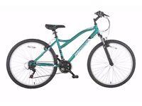 Muddyfox Bike Teal Green