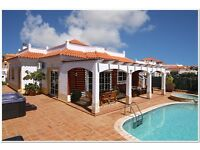 4 bed Luxury Villa, Calete De Fuste, Fuerteventua - December Special Offer!!!