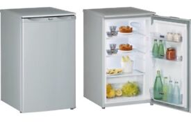 White whirlpool under counter Fridge - free local delivery
