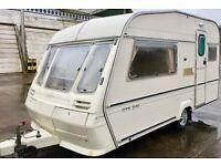 Abbey GTS 212 1992 2 berth sold