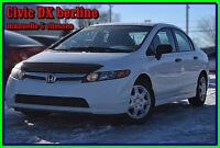 2008 Honda Civic DX berline