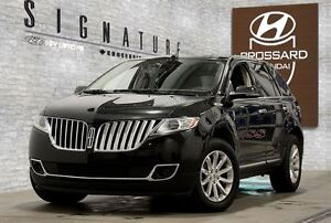 2013 Lincoln MKX NAVIGATION CUIR TOIT PANORAMIQUE