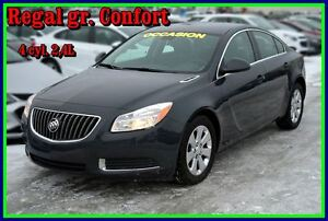 2012 Buick Regal Comfort Pkg.