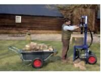 Log Splitting Chainsaw Service