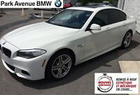 2012 BMW 535i xDrive M SPORT/ EXECUTIVE/ 160 000 KM DE GARANTIE