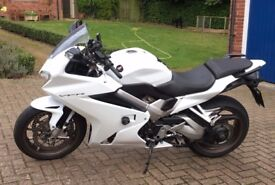 Superb all round sports and touring bike