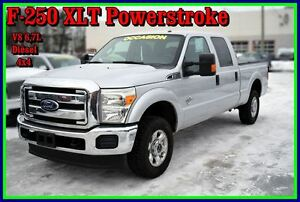 2013 Ford F-250 XLT Power Stroke