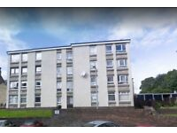 Spacious two bedroom and box room top floor flat situated close to Kilmarnock town centre.
