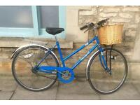 Ladies Vintage Triumph Bicycle