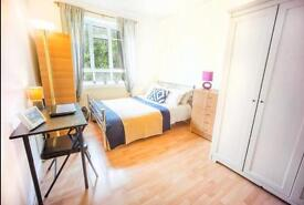 White City, spacious double bedroom available