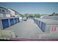 Good quality lock up garage to let in Ludgvan, Penzance. Ideal for vehicle or storage of goods.