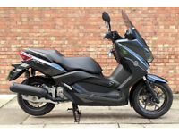 Yamaha Xmax 125 (65 REG), Immaculate Condition, One owner from new, Low milage!
