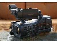 Sony NEX-EA50M 35mm sensor Professional camera