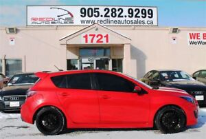 2010 Mazda Mazdaspeed3 MazdaSpeed, Turbo, WE APPROVE ALL CREDIT