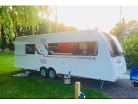 Touring Caravan Bailey Unicorn Cordobra 2016