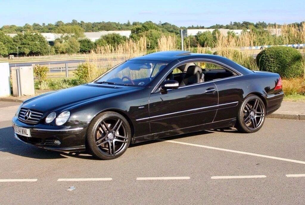 2005 Mercedes CL500 amg 20inch wheels LPG | in Isleworth ...