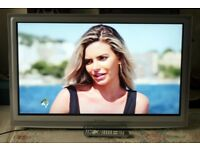 Panasonic 37 inch 1080P LED TV with Freeview HD and Freesat HD