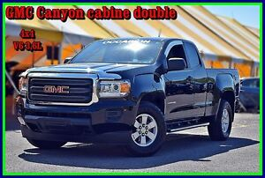 2015 GMC Canyon 4X4 V6