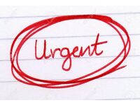 3 bedroom house wanted urgently!