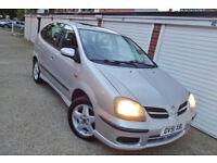 ** 2002 51 Nissan Almera Tino 2.2 Di Se2 Diesel **