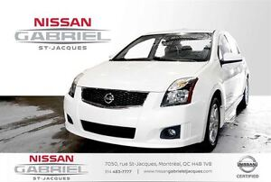 2012 Nissan Sentra 2.0 SR, AIR, GROUPE ELECT, CRUISE CONTROL, JA