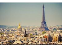 Looking for a travel partner to Paris