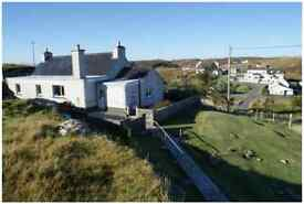 LARGE DETACHED 4 BEDROOM HOUSE IN BEAUTIFUL LOCATION, GRIMSHADER, ISLE OF LEWIS