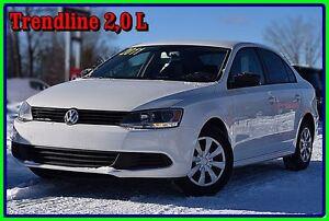 2011 Volkswagen Jetta 2.0L Trendline