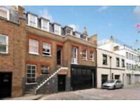 3 bedroom flat in Weymouth Mews, Marylebone W1G