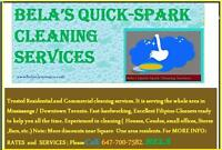 FAST GROWING EXCELLENT CLEANING SERVICE.Contract Cleaning
