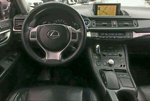 Lexus CT 200 technology package