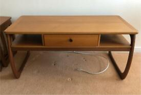 Coffee table by designer Nathan in Excellent Condition