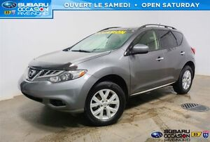2013 Nissan Murano SV AWD CAM.RECUL+MAGS