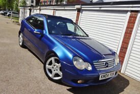 2004 Mercedes C220 CDi Se Amg Pack Auto Coupe