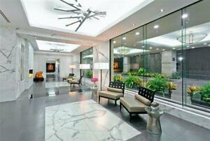 One Bedroom plus Study Suites Minto Yorkville for Rent - 61...