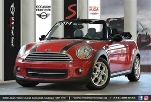 2014 MINI Cooper Convertible Cooper | Knightsbridge Edition