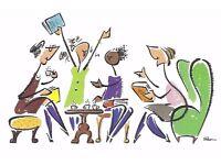 New reading group - Fife, Lochgelly