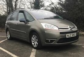 2007 Citroen C4 Picasso Exclusive**AUTOMATIC**7 SEATER**
