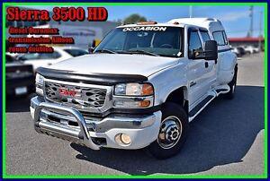 2006 GMC Sierra 3500 SLE DURAMAX