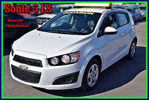 2013 Chevrolet Sonic 5 LS