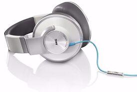 AKG K551 Reference headphones - White/Silver- WhatHiFi ***** [5 stars]