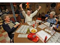 Bingo Group Needs Volunteers to Help Older People Some Fun!
