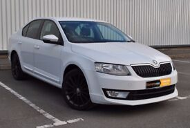Skoda Octavia BLACK EDITION 2.0 TDi FULL SPEC - IMMACULATE CONDITION, 12 MOT, 3 MONTH WARRANTY