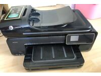 Used A3 colour inkjet printer HP 7500a e-all-in-one scanner photocopier