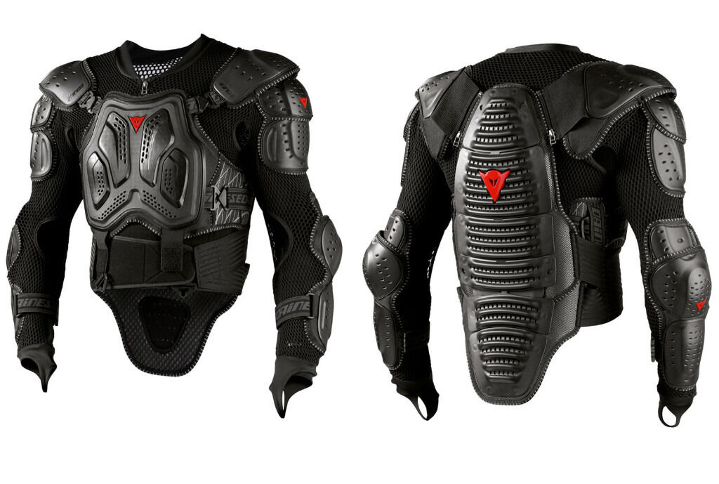 Dainese Wave Pro 2 Motorcycle Body Armor In Croydon