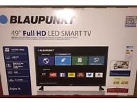 "Blaupunkt 49"" Full HD LED Smart TV"
