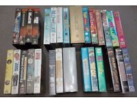 31 VHS Video Tapes Bundle Collection Job Lot Movies/Comedy/Childrens/Cars - UK