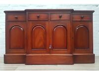 Breakfront Sideboard (DELIVERY AVAILABLE FOR THIS ITEM OF FURNITURE)